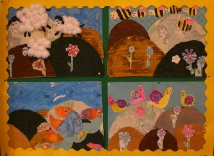 'Over in the Meadow' by Senior Infants