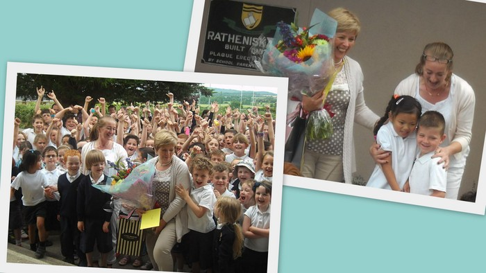 Farewell to Mrs Kelly